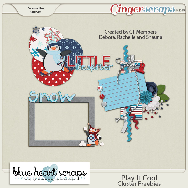 Play It Cool – January Buffet Collection