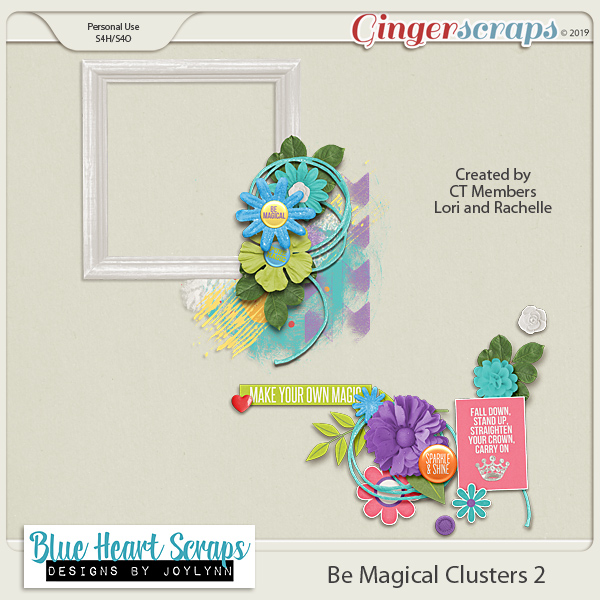Be Magical $5 Grab Bag & Freebies!